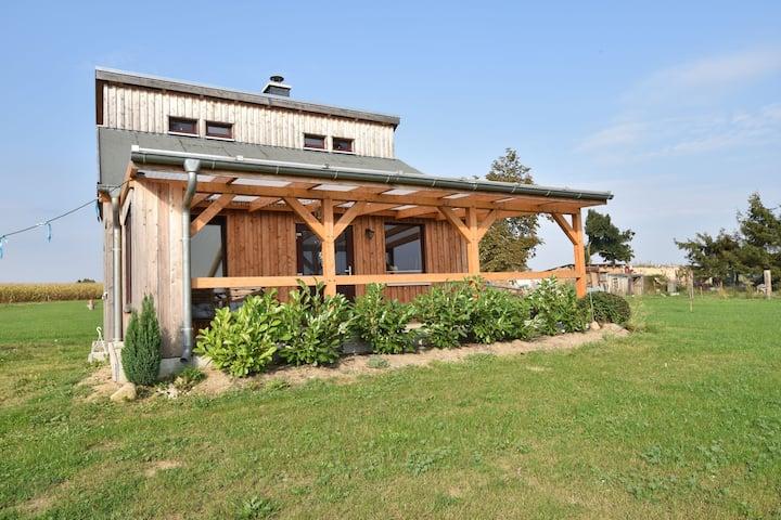 Charmante maison de vacances proche de la mer à Rühn