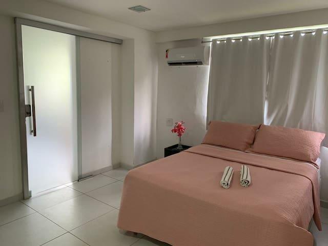 Apartamento Completo Beira-Mar Manaíra