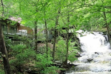 Oak Ridge Falls - Dream House in the Catskills! - Ellenville - 独立屋
