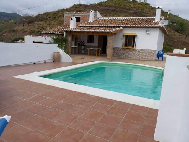 Casa Ramirez - Almáchar - Casa de campo
