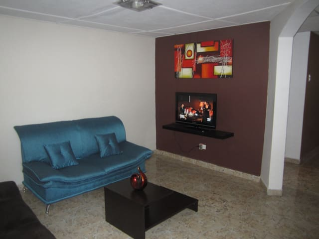 Exclusive Apartment Fully Furnished - Barranquilla (Distrito Especial, Industrial Y Portuario) - Flat