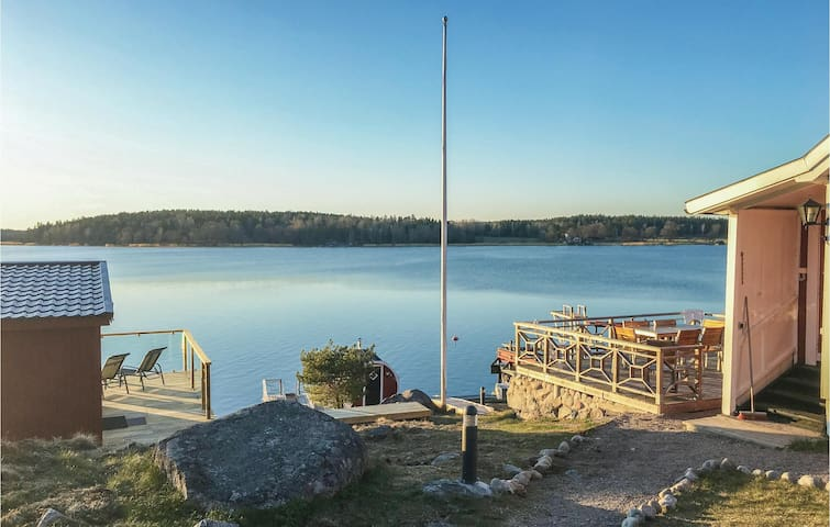 Holiday cottage with 1 room on 35m² in Norrtälje