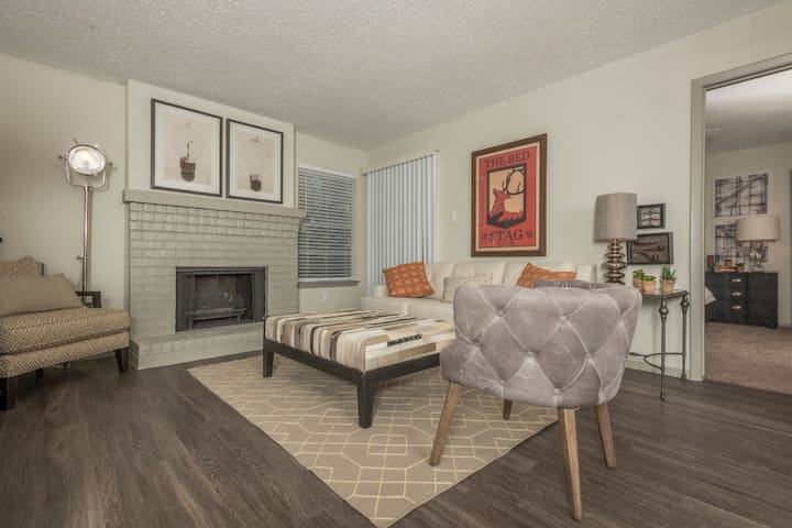 Fully equipped apartment home | 1BR in Austin