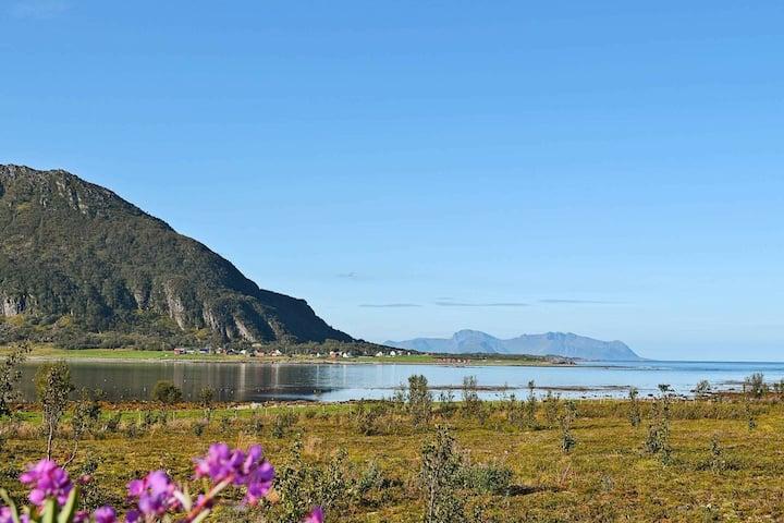 5 esrellas case en Laukvik
