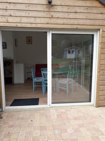 Appartement pour 4 au bord de la Sarthe