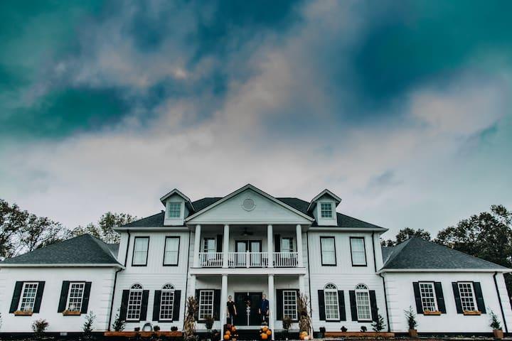 The Kentuckian Mansion