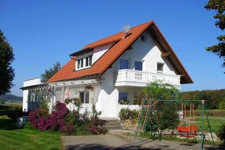Haus -Eichhölzle  Gr. Parkplatz - Münsingen