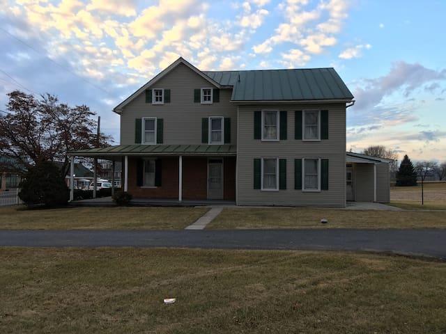 Lancaster Mennonite Guest House