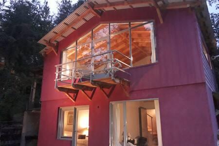 Casa con vistas en Villa La Angostura