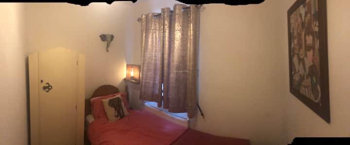 Sevy & Viny's Single Bedroom