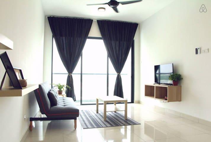 [RS] COZY Family Suites/Sutera Mall/Paradigm/WIFI
