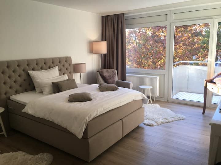 Apartment -Eschborn S3/S4 nach FFM