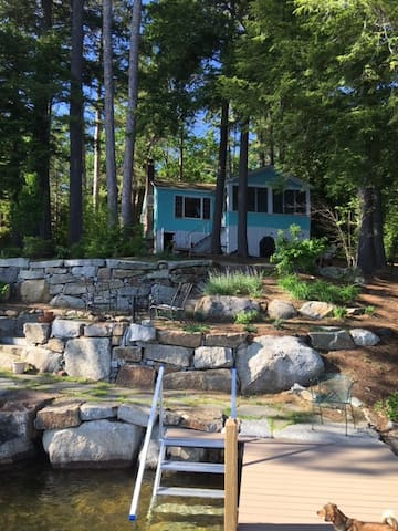 Lake Winnepesaukee Getaway  - Moultonborough - Cabin