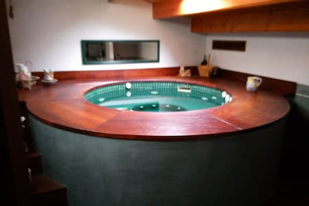 House with Whirlpool and Pooltable - Sant Lluís - Hus