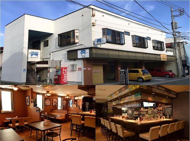 """Mt Fuji Hostel Michaels / 10 Beds Mixed Dorm """"B"""""""