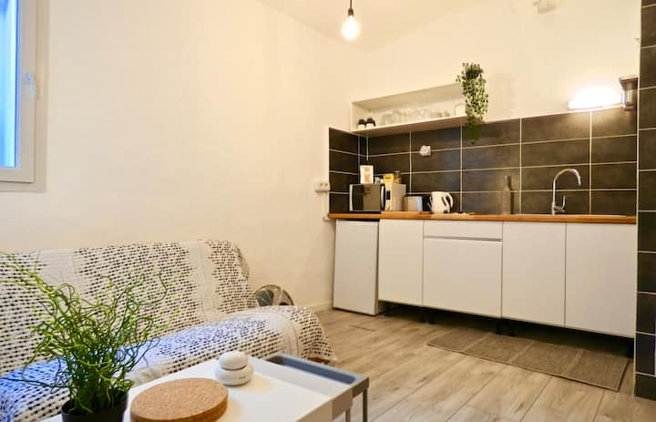 COZY APARTMENT IN THE CITY CENTER OF MONTPELLIER FOR 4 PEOPLE