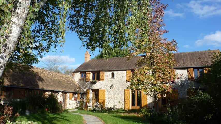 Chambre d'hote Capucine Vallée de Chevreuse