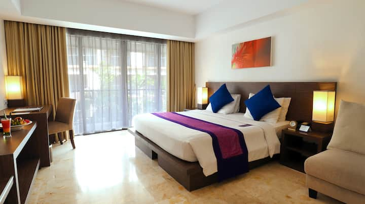 A Perfect Places To Stay In Kuta Beach Area