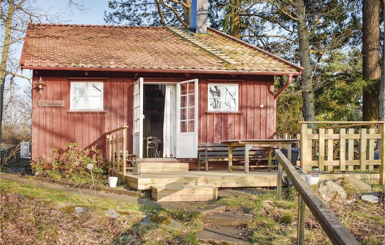 Holiday cottage with 1 room on 70m² in Mörrum