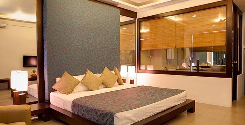 Sunrise Laxury Hotel - Kandy - Villa
