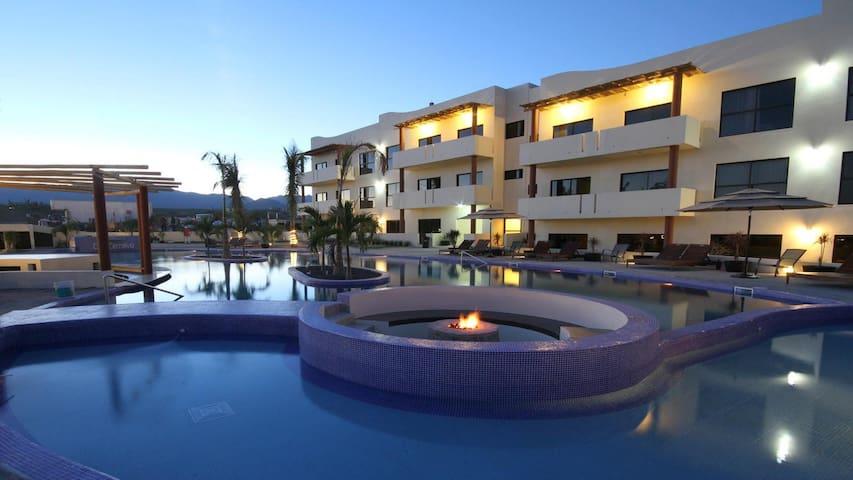 Villa 5 at Club Cerralvo Suites - La ventana  - Villa