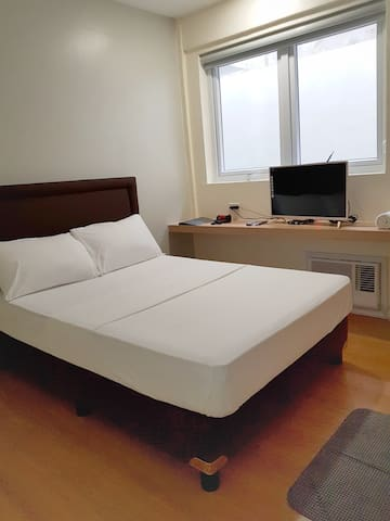 Quiet Suite near Cardinal Santos Medical Center