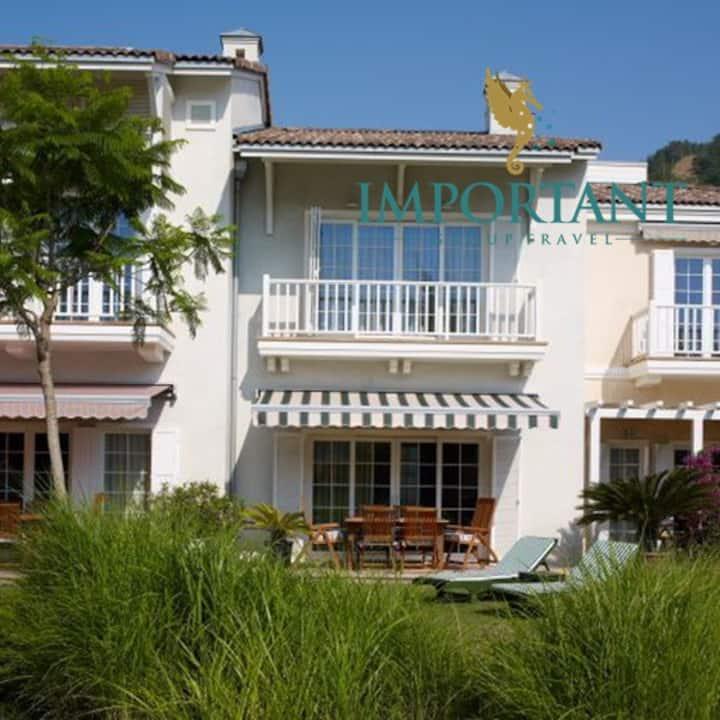 PRT02- 3 Bedroomed Dublex Villa in Gocek