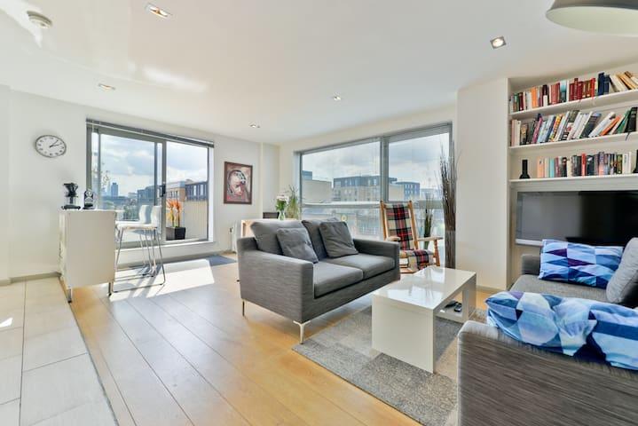East London Shoreditch -Superb flat