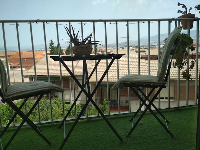 Apartment with a view in Armilla