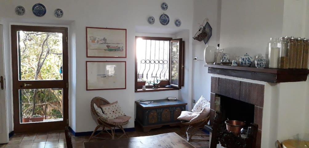 Capalbio vista mare - Capalbio - Huis