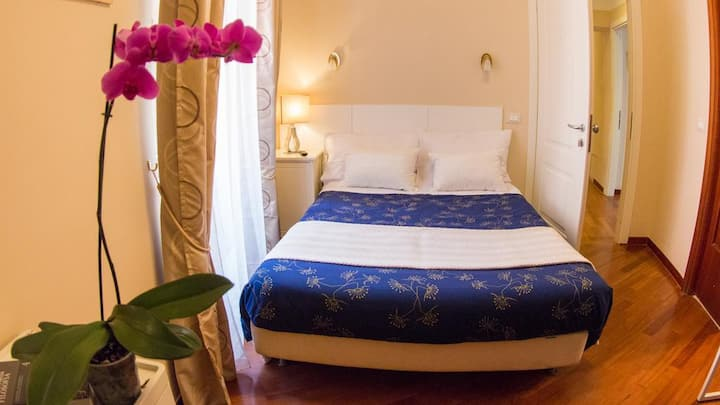double room near colosseum