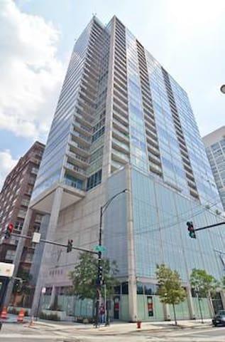 Downtown Chicago Loft Apartment - Chicago - Apartamento