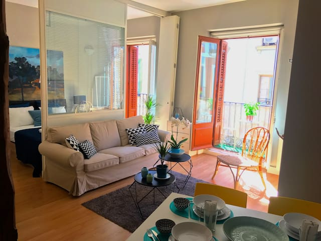 Apartment Chueca-Gran Via