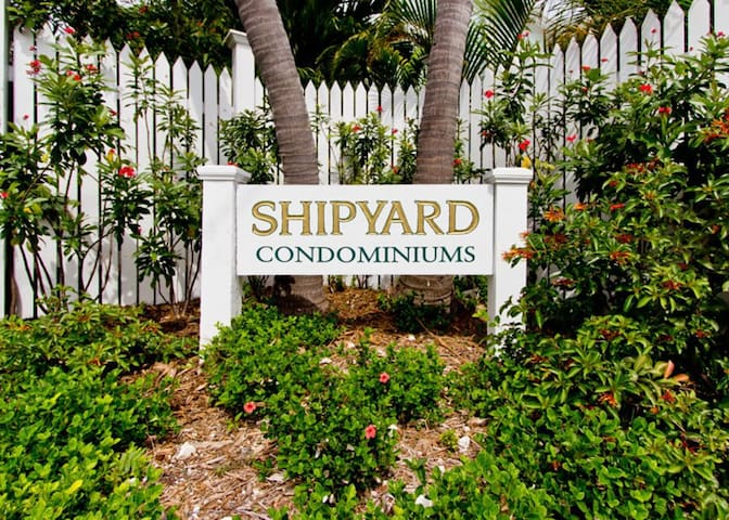 The Jewel of Shipyard Annex in Truman Annex