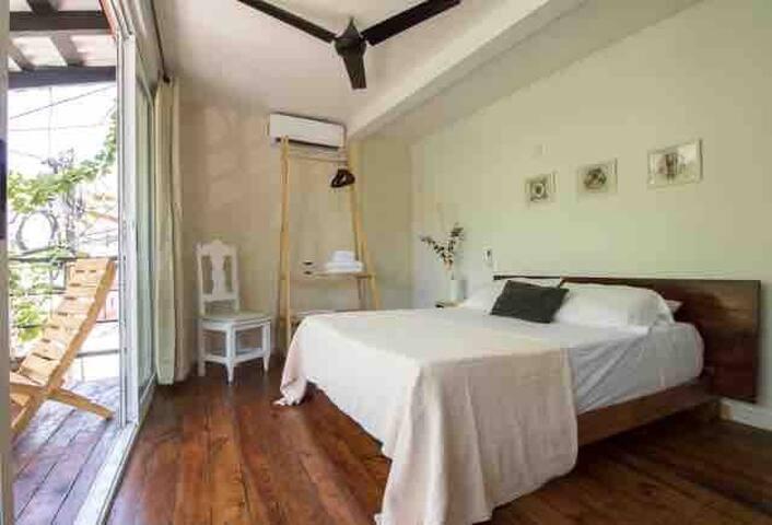 Habitación privada para 2 pers / zona romántica