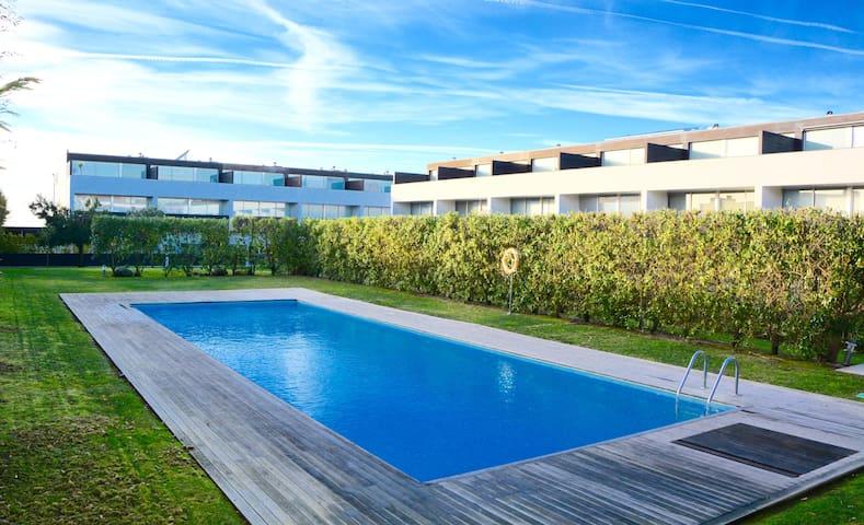 Luxury Villa | Beachside Porto - São Félix da Marinha - Casa