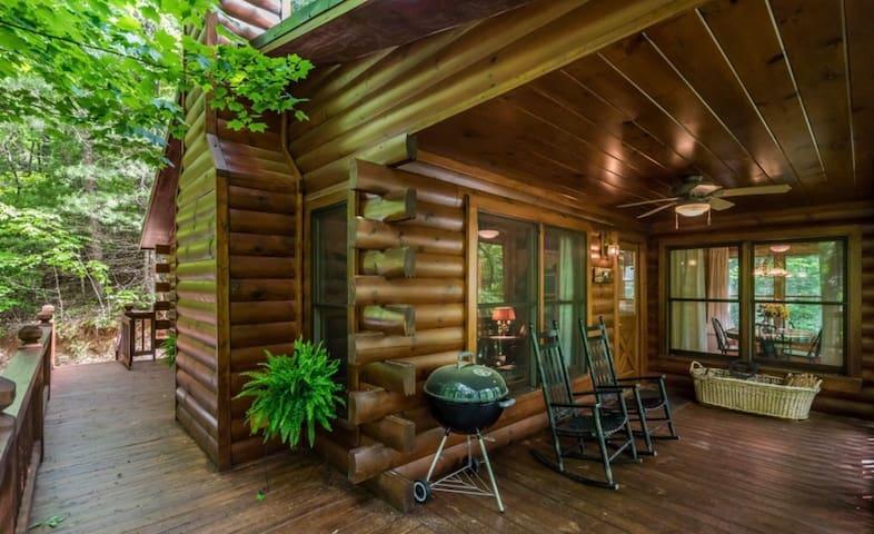 Pinecone Cabin Guidebook