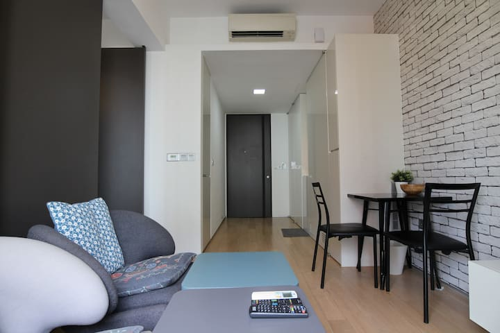 5min to Marina Bay, Convenient & Cosy Apt in CBD