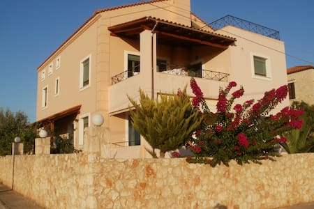 Blue Sea House 130 m2 appartment 2 bedrooms - Chorafakia