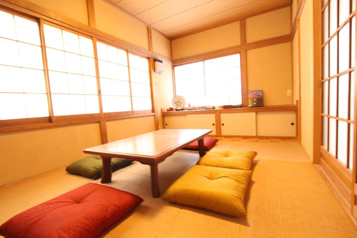 Mt Fuji View Japan traditional HOUSE Relax cozy