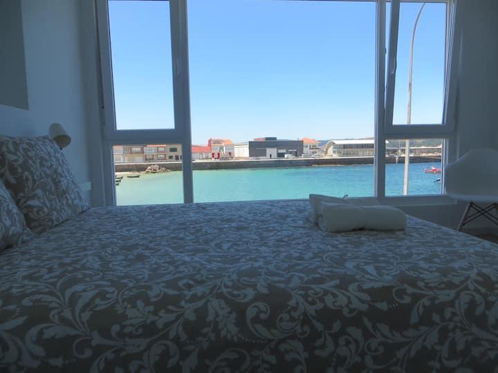 """Apartamento """" Na Beira Do Mar """" en O Pindo"""