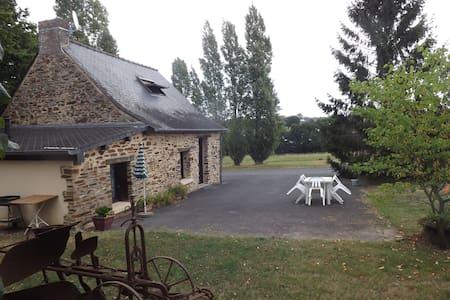 La Saulnerie - Gîte La Charmille - Pouancé