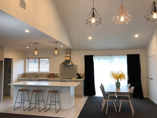 Centrally located spacious and stylish house