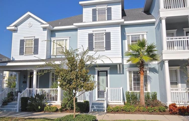 Winter Springs townhouse in excellent location!!!