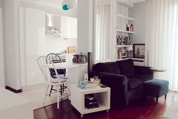 Modern Flat at the Heart of Istanbul