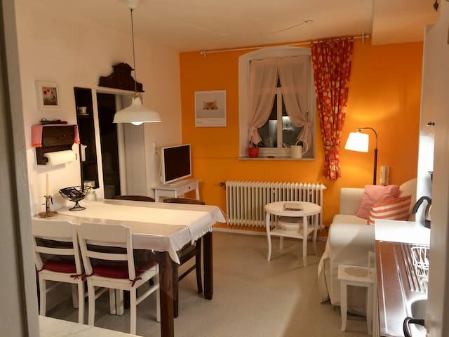 maison milabee (Altenkunstadt), Ferienwohnung im Vintagestil, liebevoll und romatisch eingerichtet