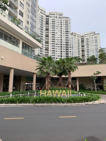 Tower Hawaii ( Diamond island ) - 1BR - View river