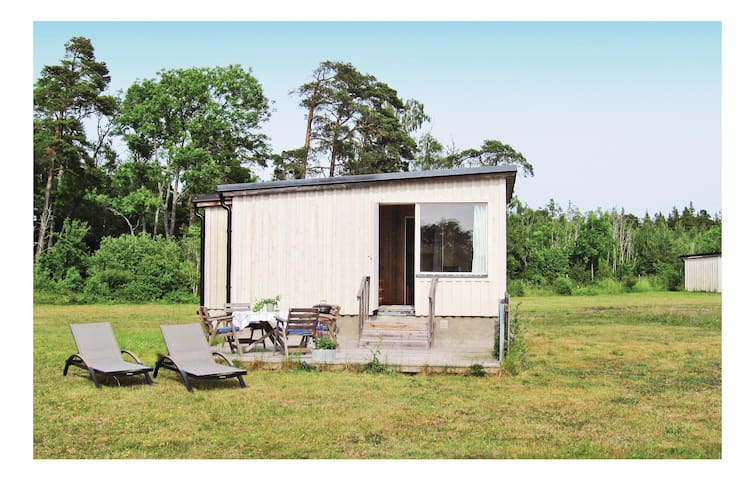 Holiday cottage with 1 room on 30m² in Klintehamn