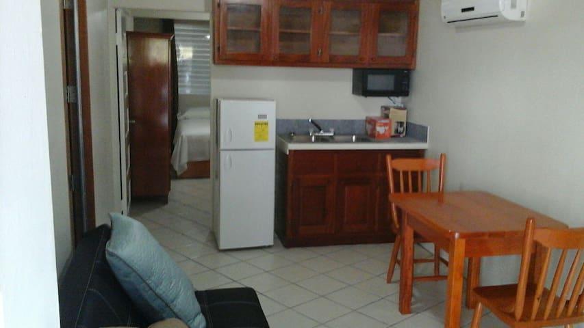 Family oriented - Guest House - Cidade de Belize - Apartamento