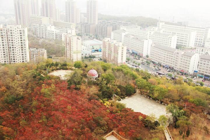 空调、wifi、电视、干净、生活方便富民广场毗邻辽师 - dalian - Wohnung